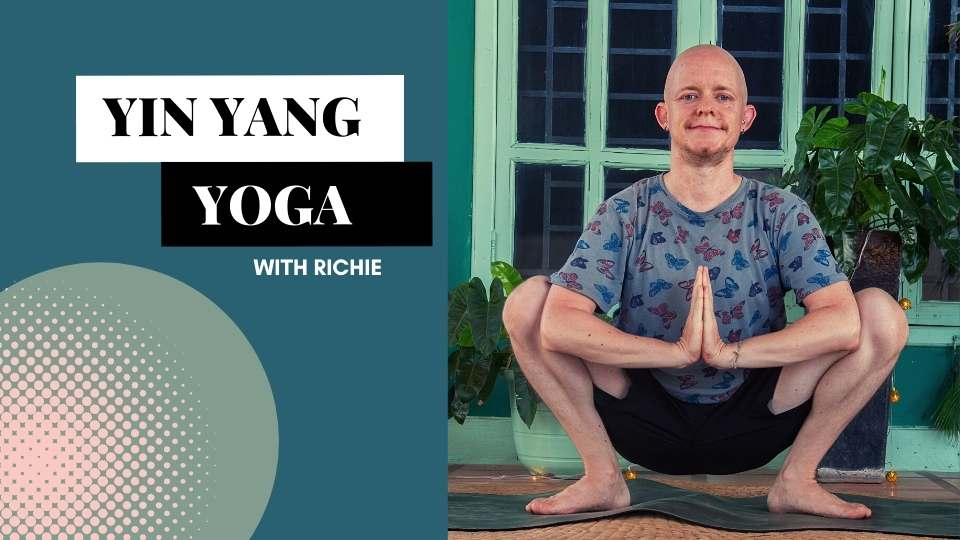 Yin Yang with Richie – Interactive Live Online Class