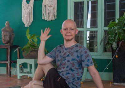 Richie   Yoga Space Siem Reap