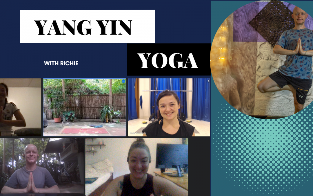 Yang Yin with Richie – Live Online Class